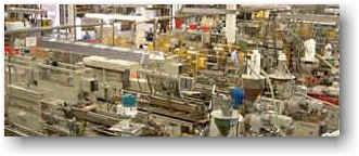 DiaServe Factory Floor...Your Extrusion Source  CALL TODAY!